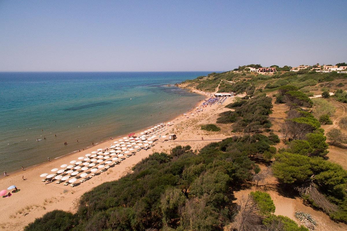 ITAPSIC club marmara sicilia plage sicile tui