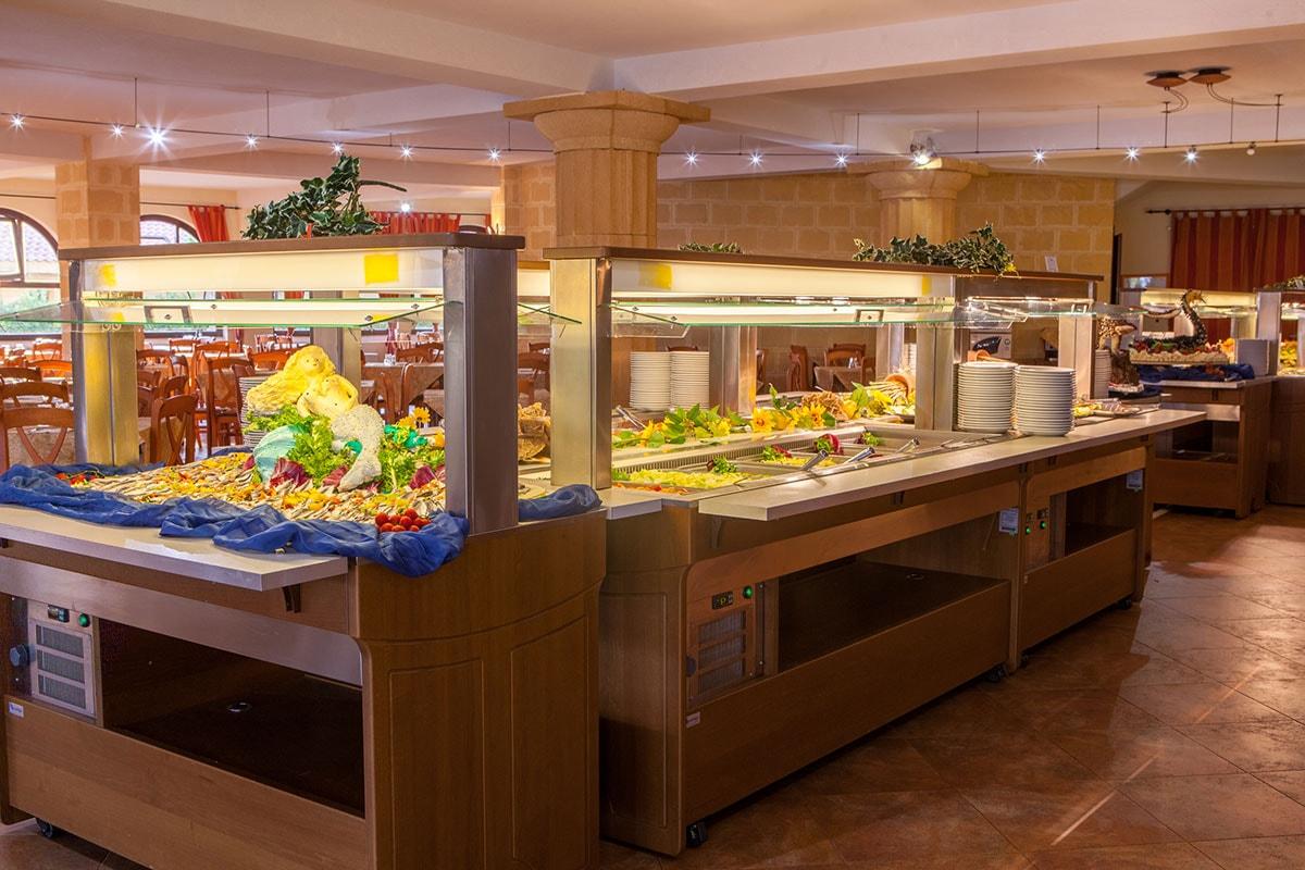 ITAPSIC club marmara sicilia restauration vacances sicile tui