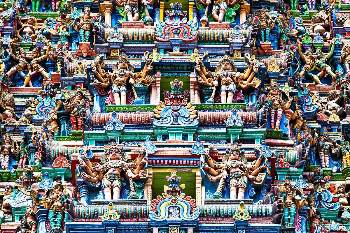 Temple de Meenakshi, Madurai