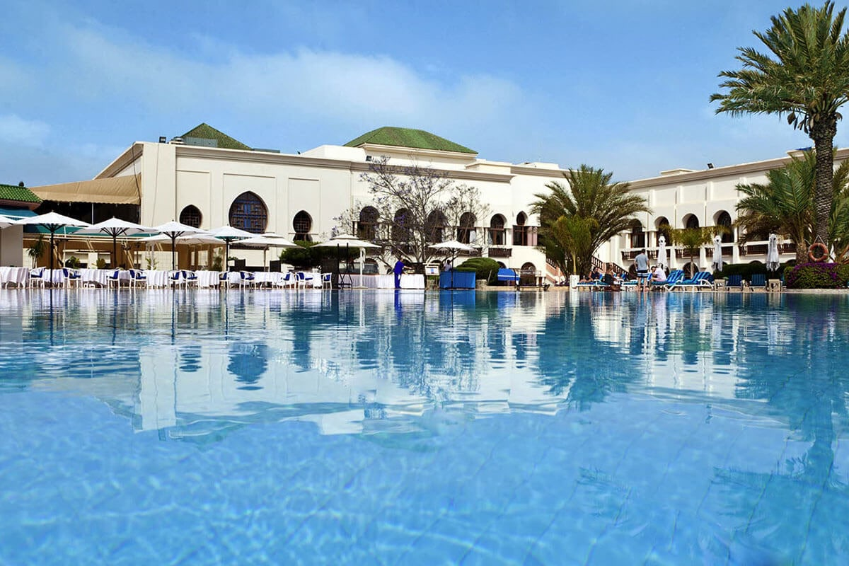 Hôtel Atlantic Palace Resort *****