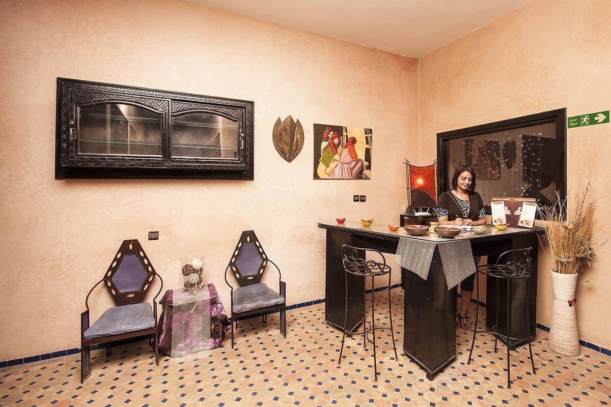 MARAOAS spa sejours hotel oasis agadir maroc tui