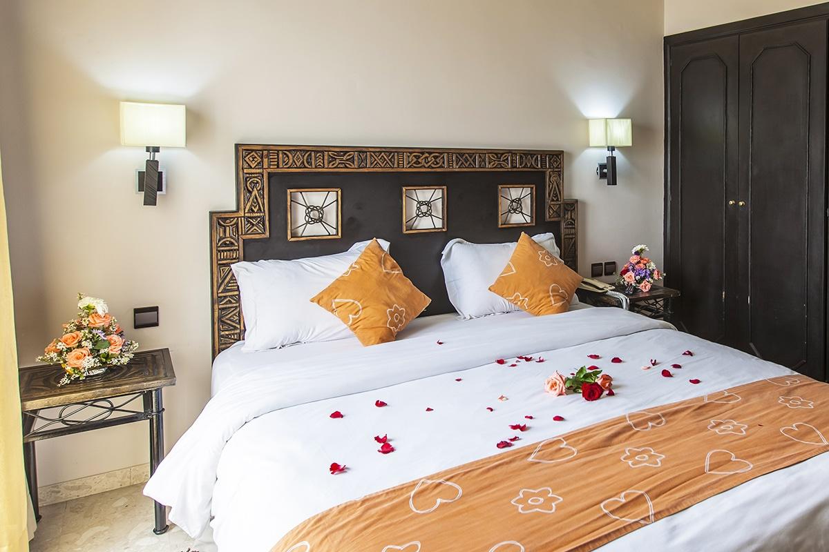 MARAOAS_chambre double hotel oasis sejours agadir maroc tui
