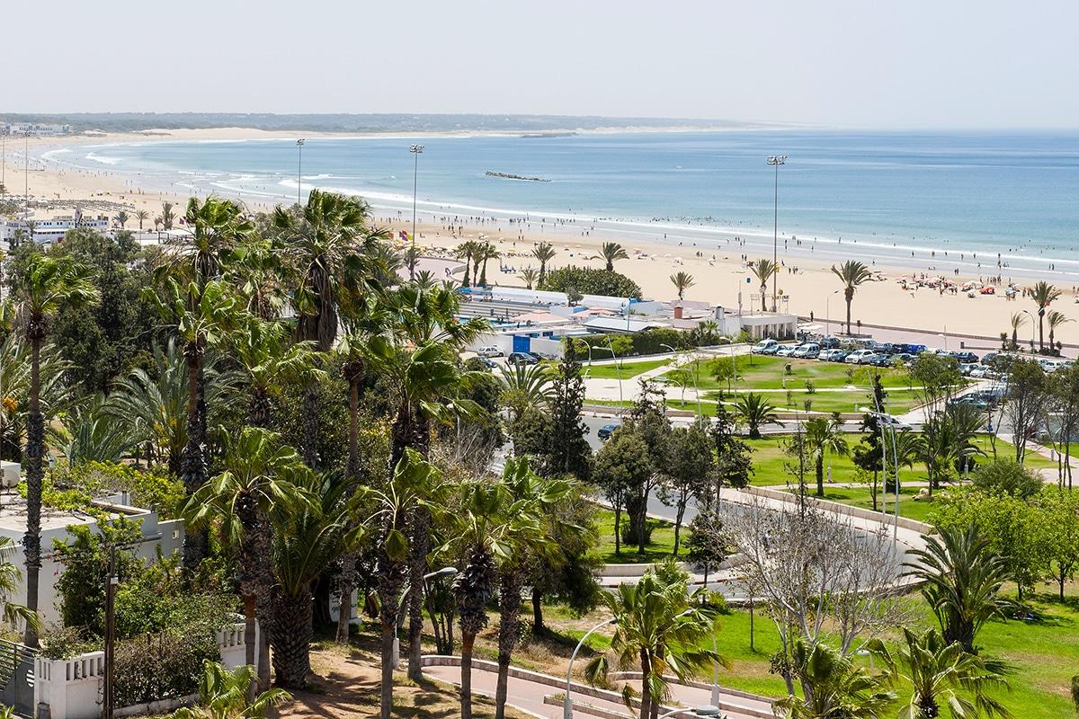 MARAOAS_vue ensemble sejours hotel oasis agadir maroc tui