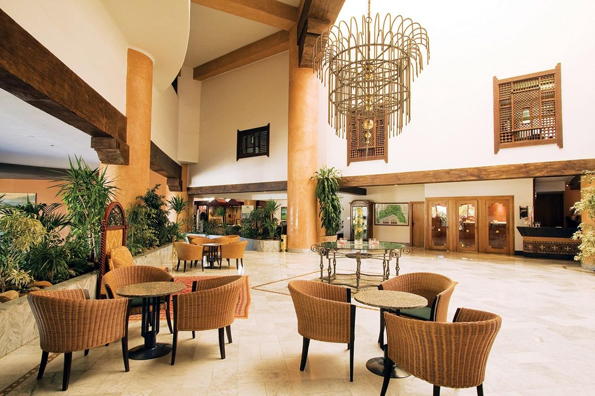 Maroc - Agadir - Hôtel Riu Tikida Beach Golf & Thalasso 4*