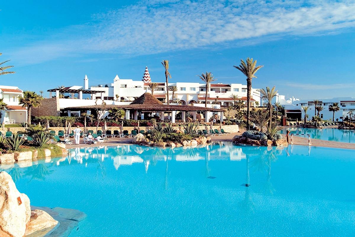 MARATDU8 piscine club hotel riu tikida dunas sejour agadir maroc tui