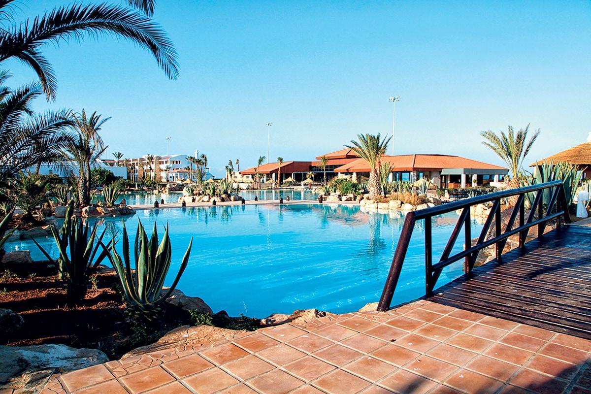 MARATDU8 piscine club hotel riu tikida dunas voyage maroc tui