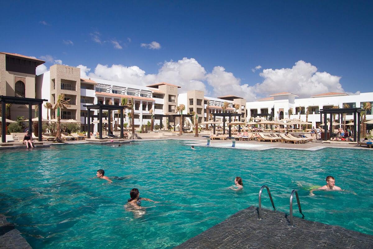 RIU Palace Tikida Agadir ***** - voyage  - sejour