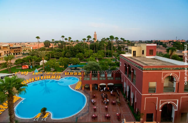 Hotel Pres Aeroport Marrakech