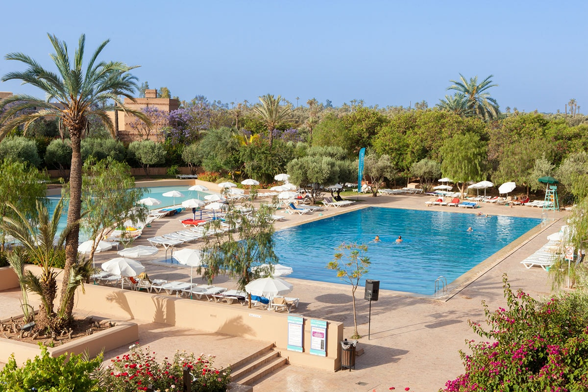 Club Marmara Madina 4* - Sans transport, Marrakech