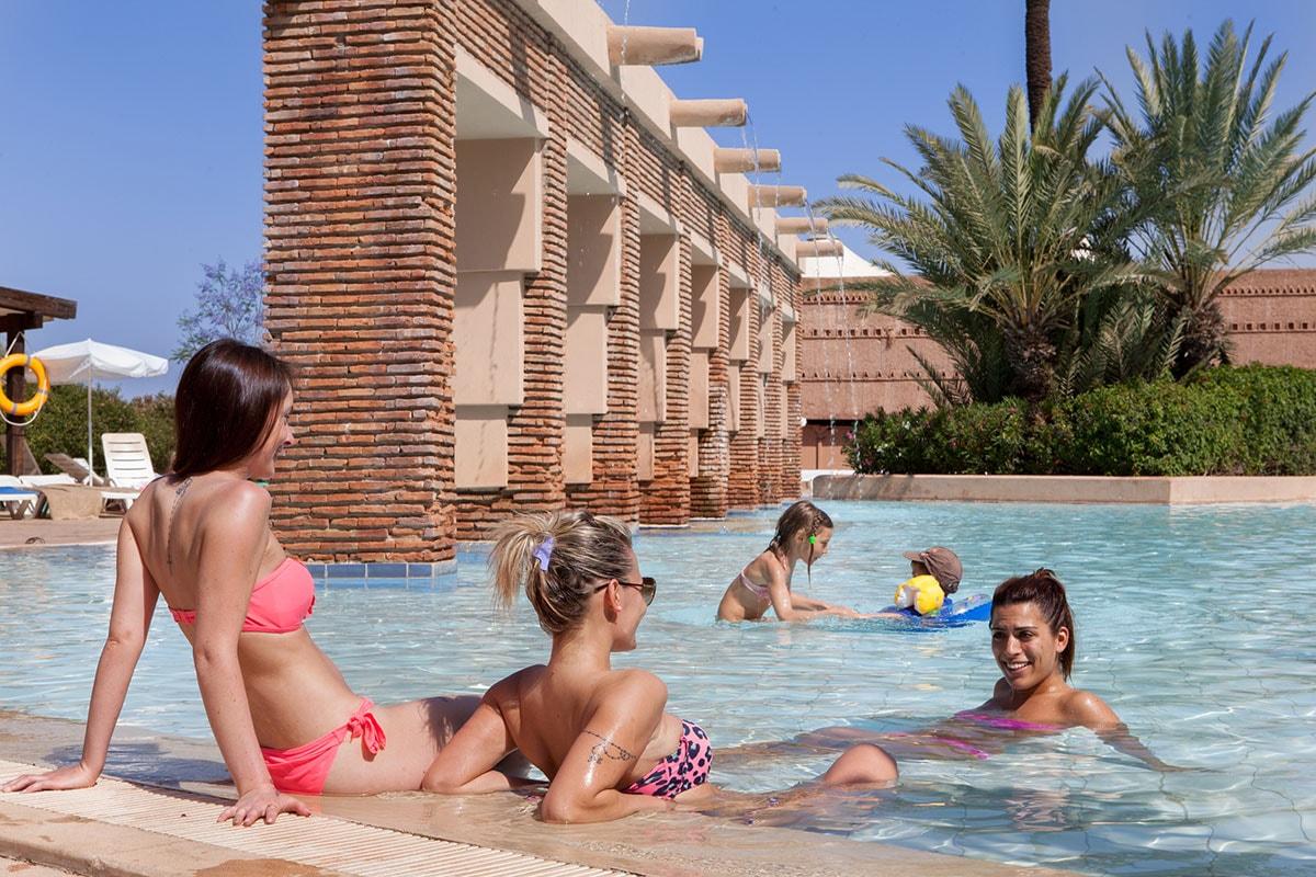 Maroc - Marrakech - Club Marmara Madina 4*