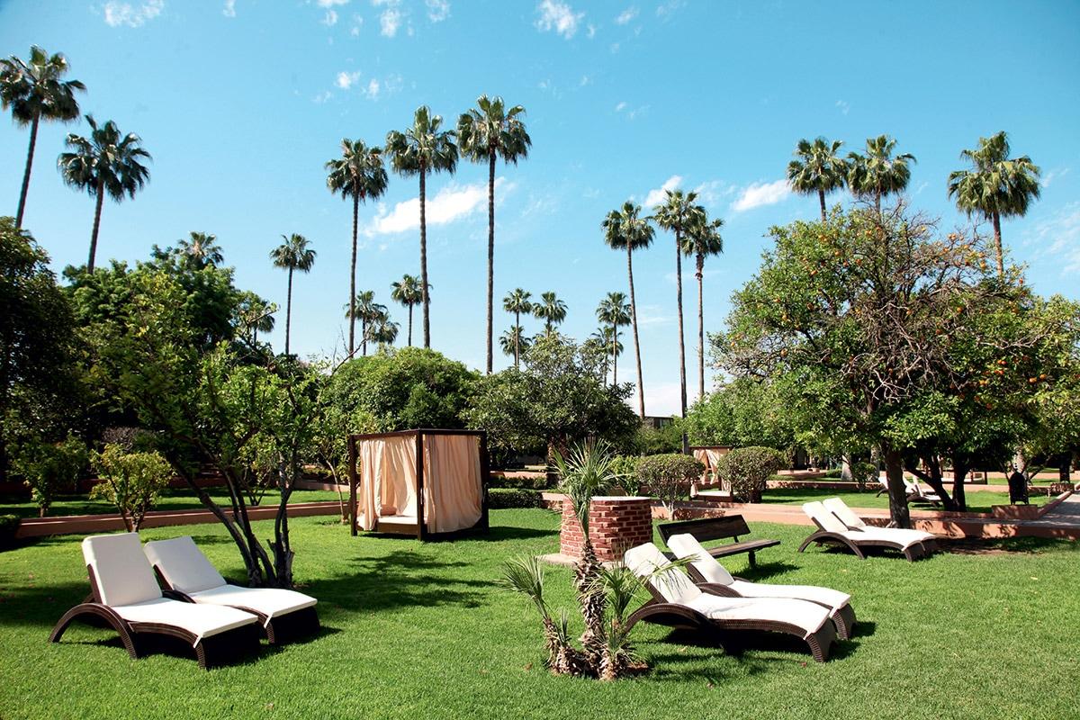 MARRMEG8 jardin sensimar medina gardens sejour marrakech maroc tui