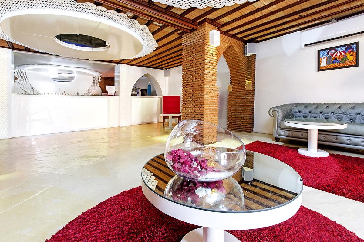 MARRMEG8 lobby sensimar medina gardens sejour marrakech maroc tui