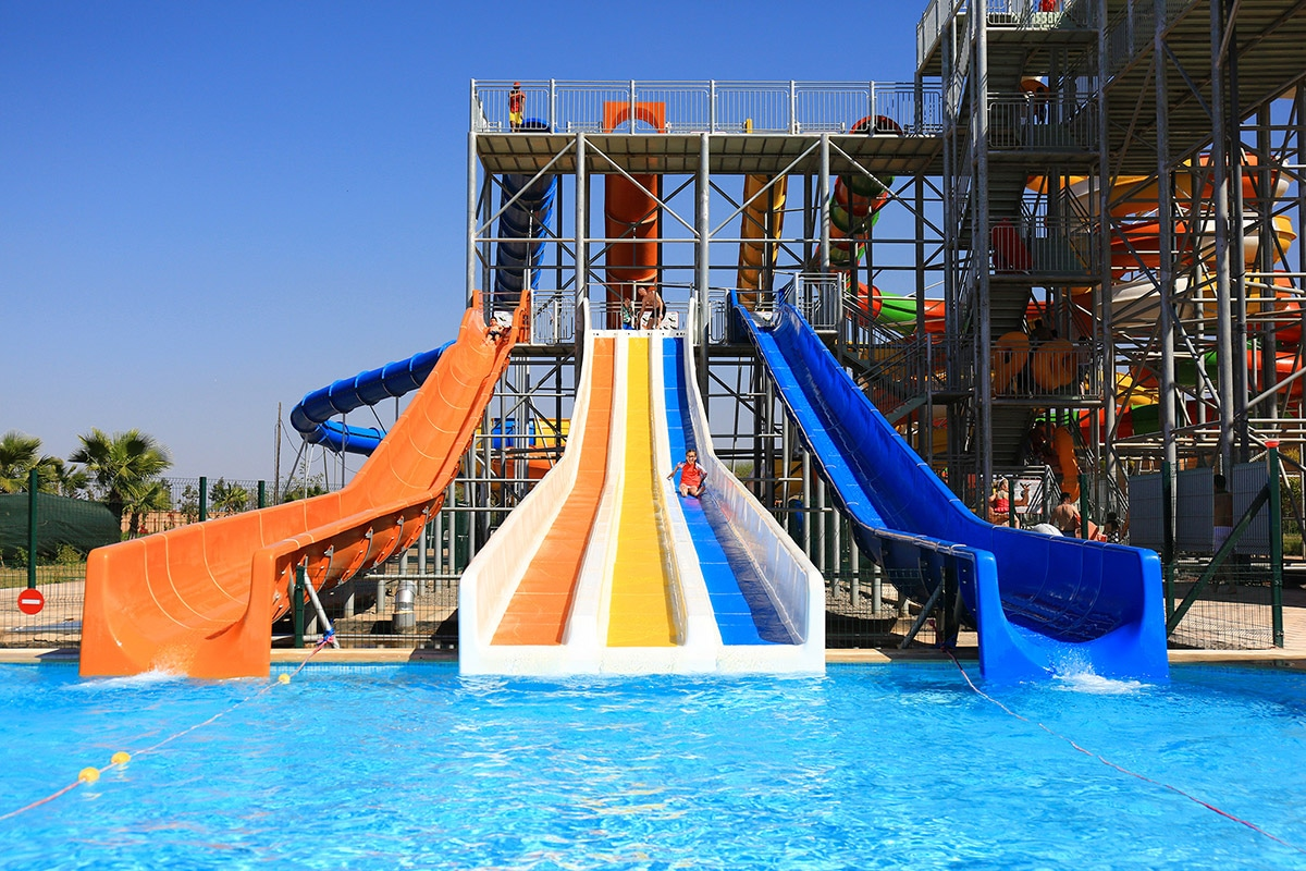 MARRMIR8 splashworld aqua mirage aquaparc partir a marrakech maroc tui