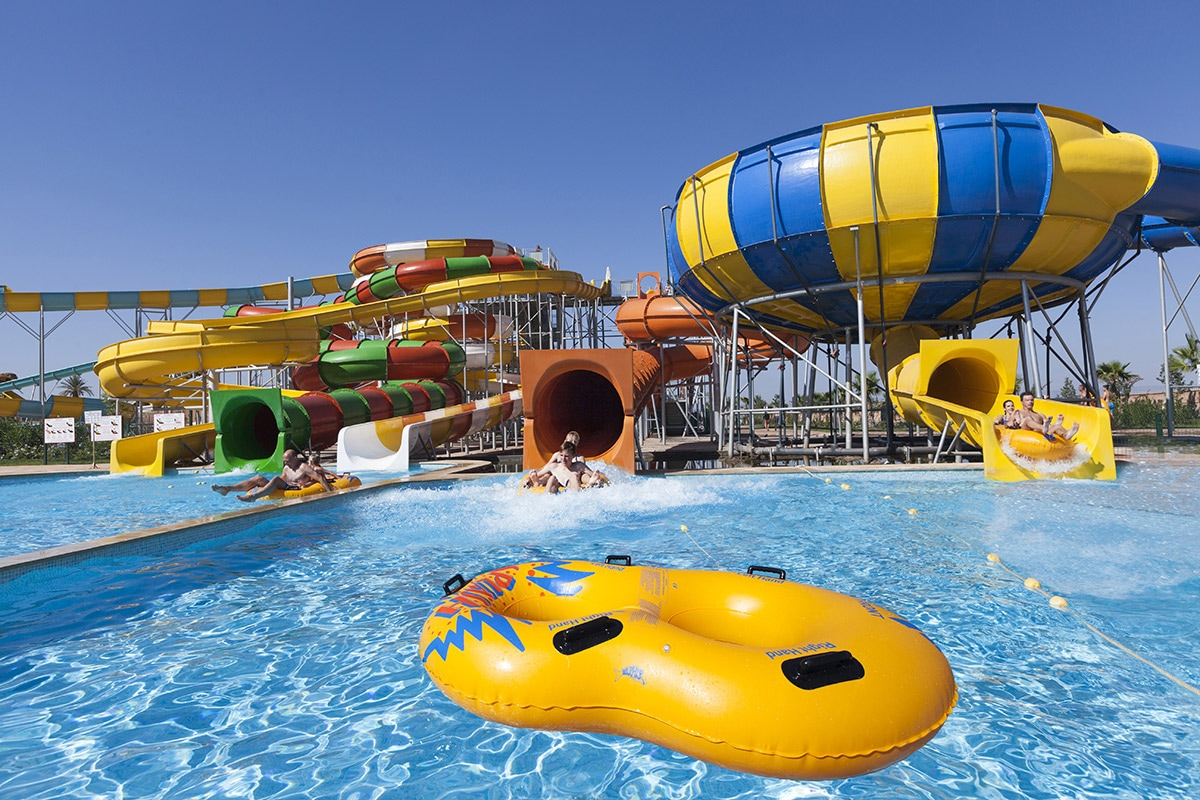 MARRMIR8 splashworld aqua mirage aquaparc sejour marrakech maroc tui