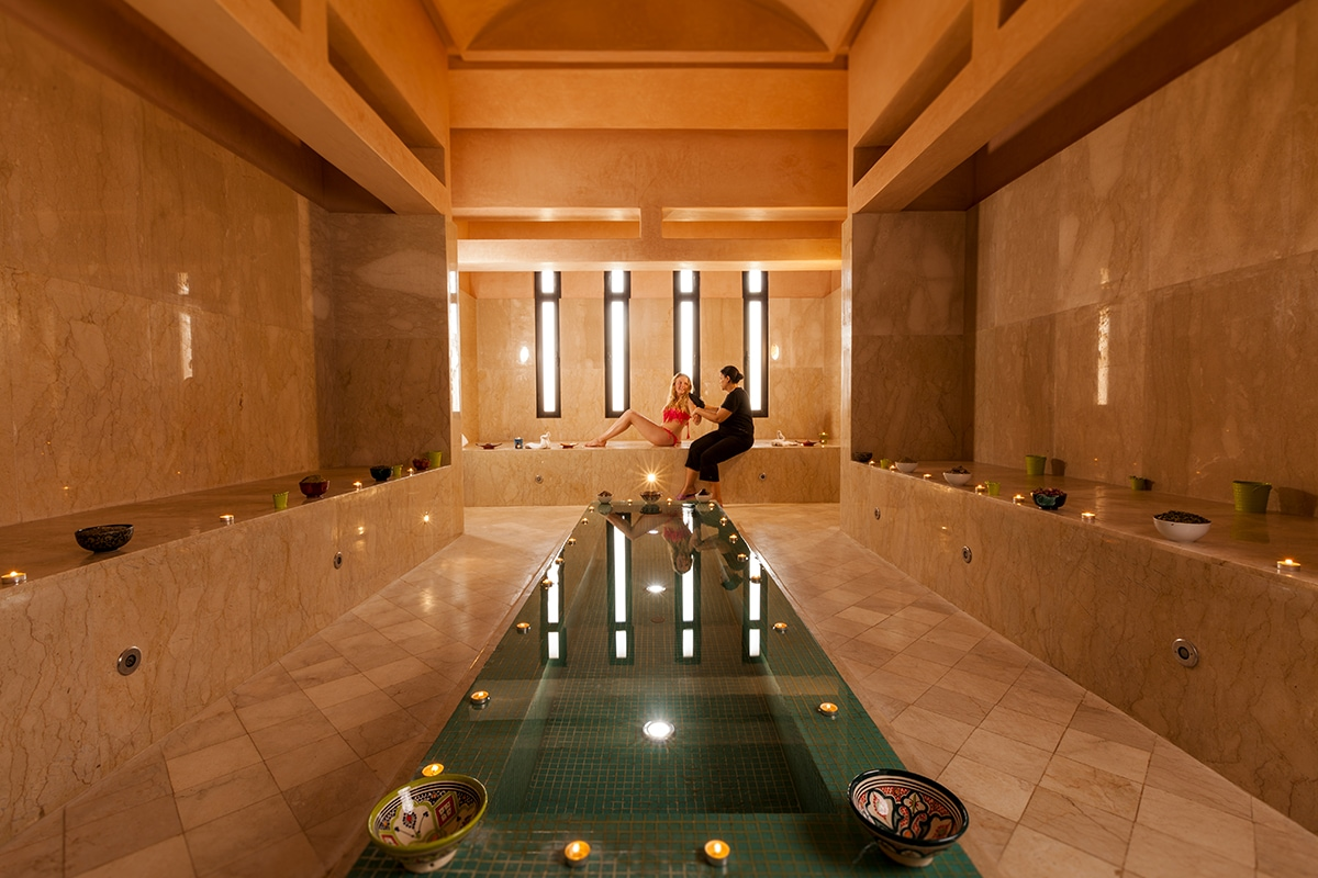 MARRMIR8 splashworld aqua mirage spa hammam sejour marrakech maroc tui