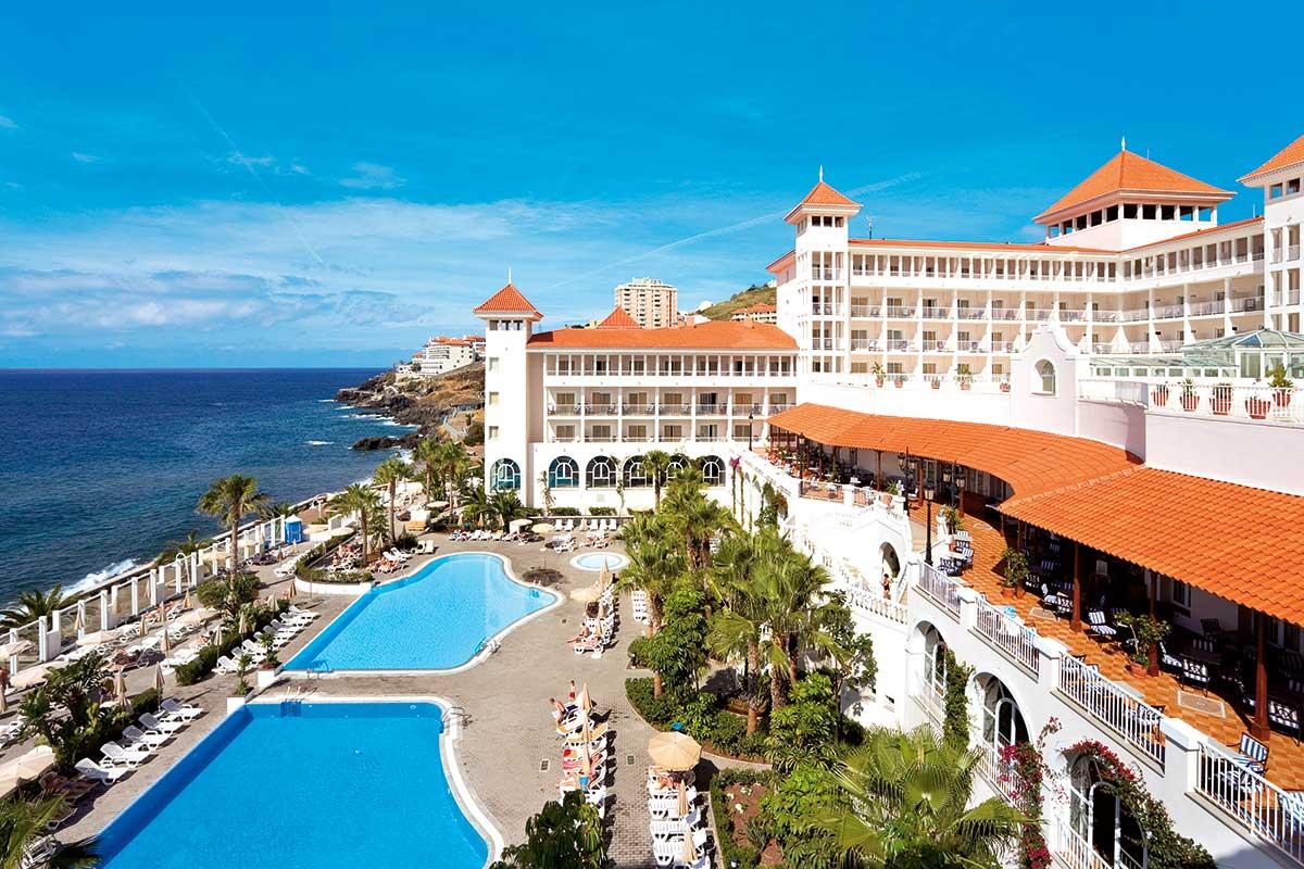 Riu Palace Madeira **** - voyage  - sejour