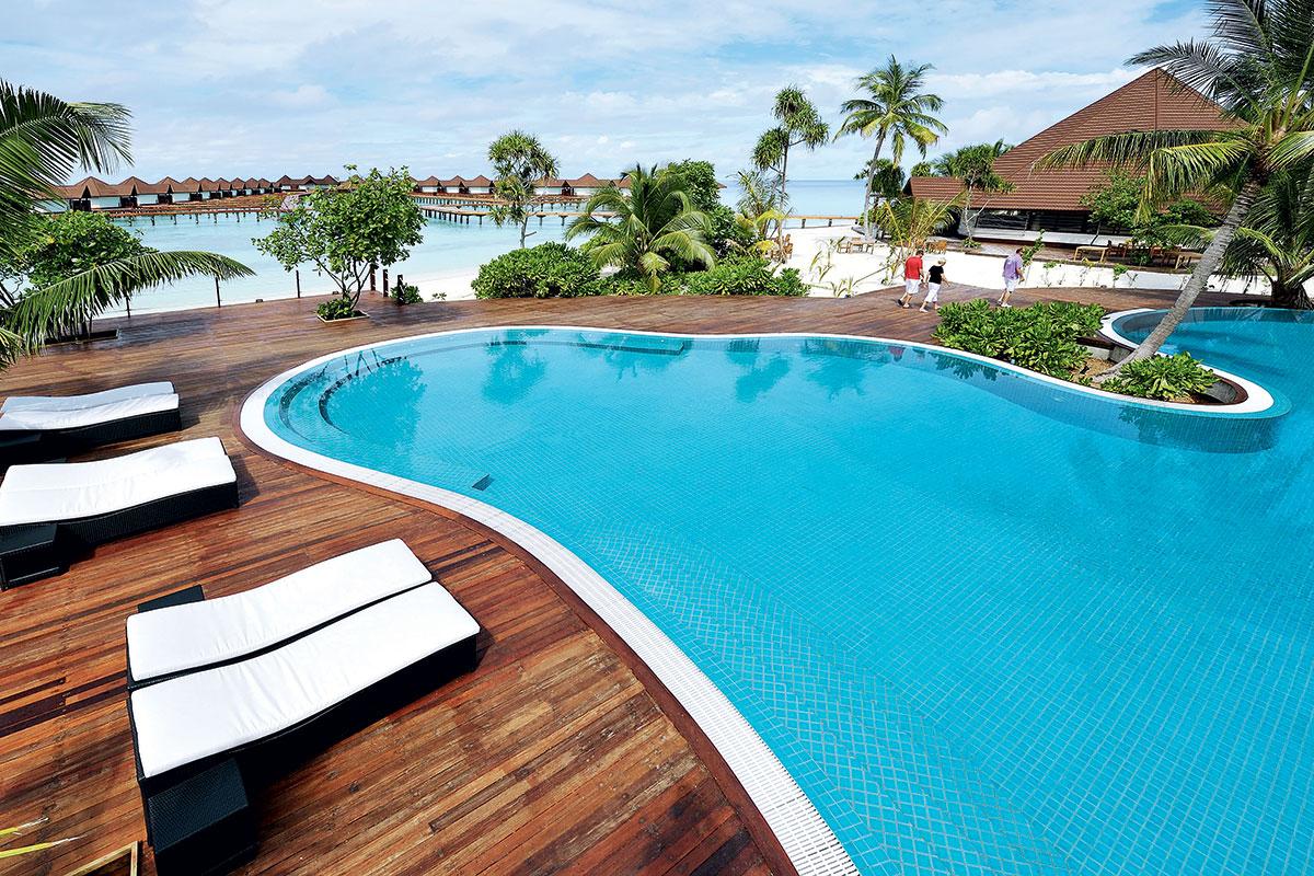 Robinson Club Maldives ***** - voyage  - sejour