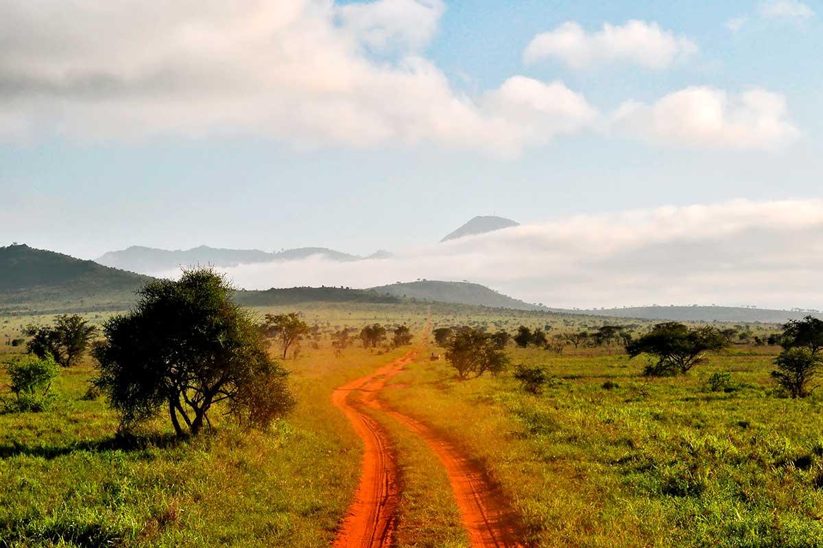 Parc national de Tsavo Est
