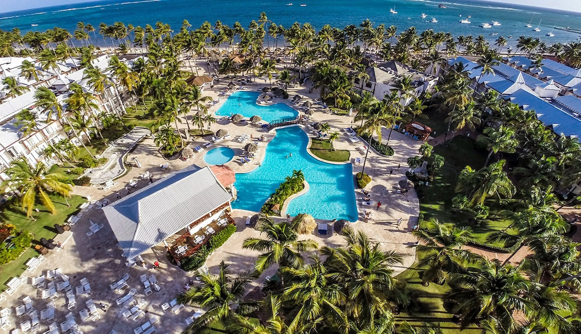 Club Lookéa Be Live Punta Cana - Vols Air France - TUI