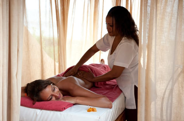 Massage au Club Marmara Saly