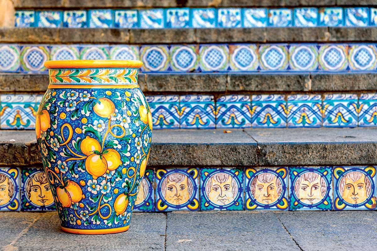 Autotour Les trésors de la Sicile