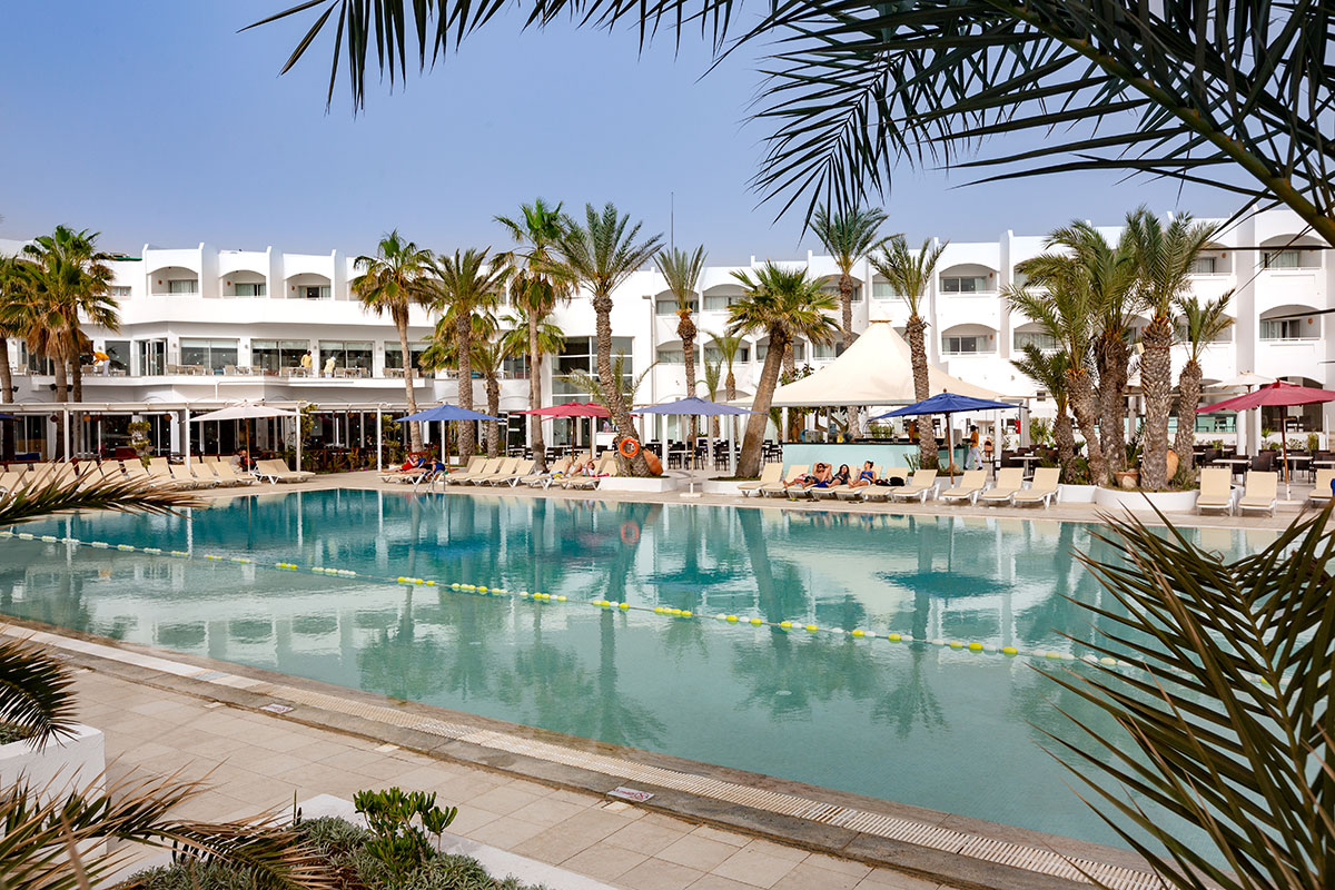 Club Marmara Palm Beach Djerba ****