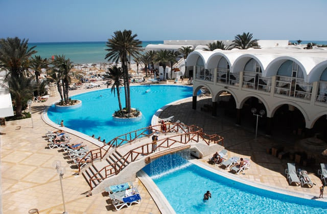 Station yasmine djerba for Club piscine rive sud