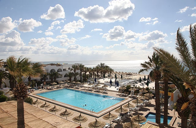 Club Marmara Hammamet Beach en tunisie