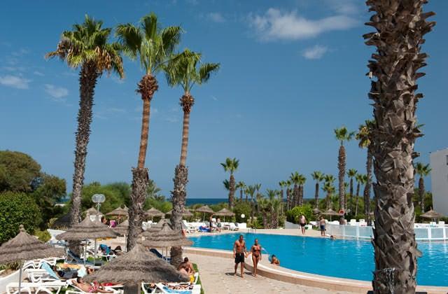 Piscine du SuneoClub Tropicana en Tunisie