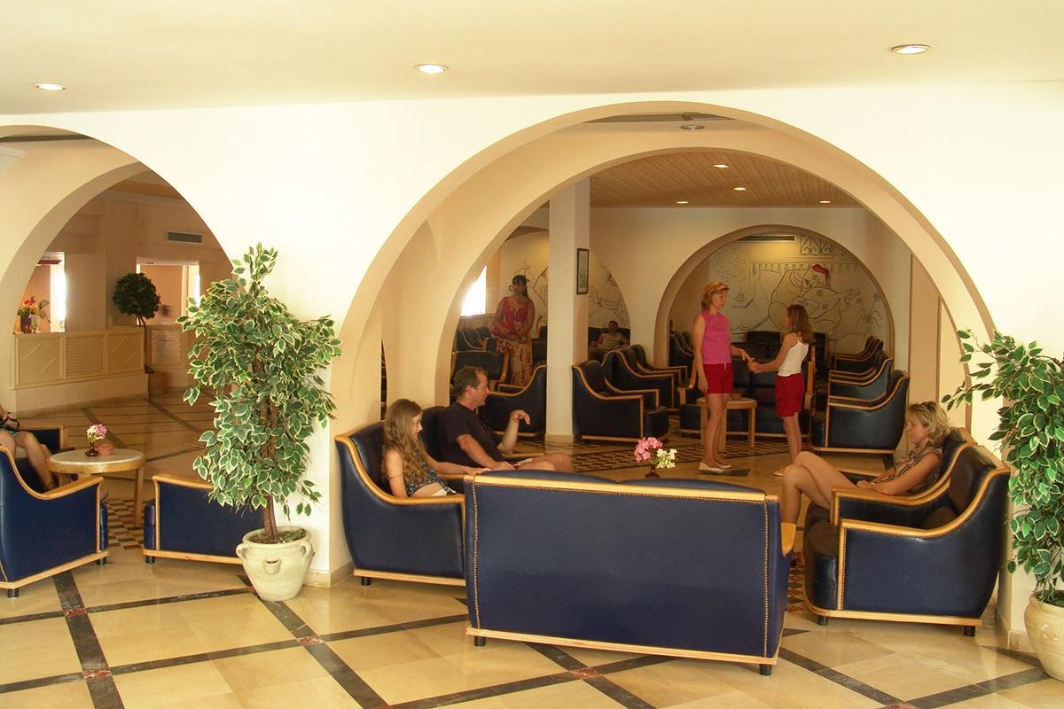 h tel omar khayam voyage tunisie s jour hammamet. Black Bedroom Furniture Sets. Home Design Ideas