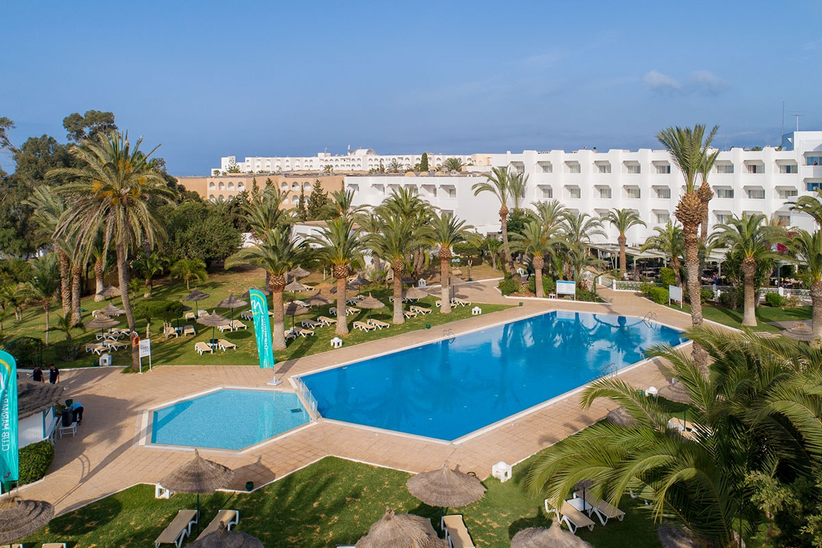 Club Marmara Palm Beach Hammamet - Choix Flex