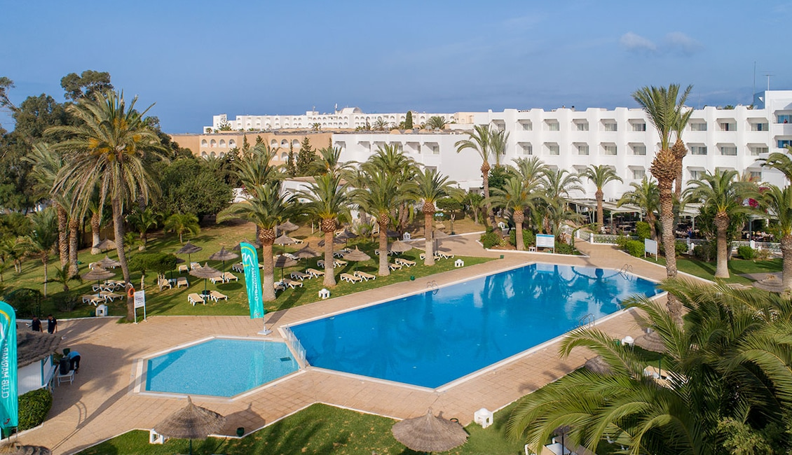 Club Marmara Palm Beach Hammamet - Sans transport - TUI
