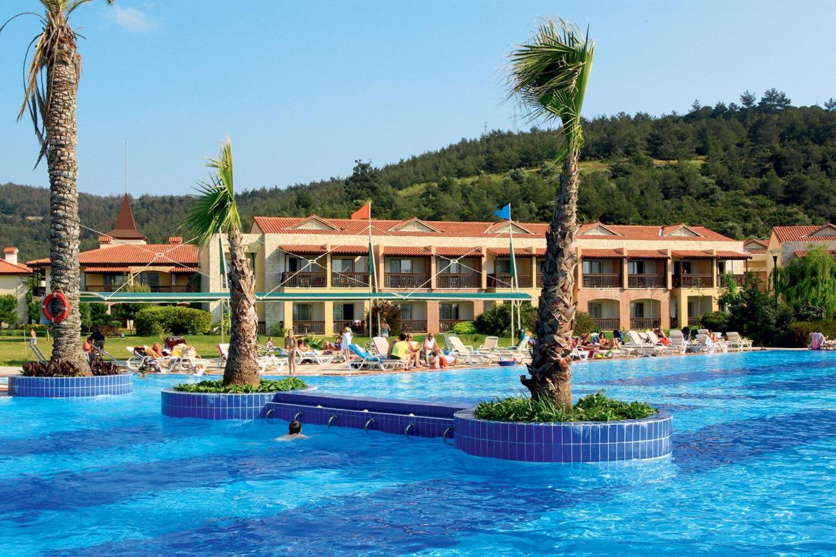 TURAAQU8 splashworld aqua fantasy piscine calme sejour izmir turquie tui