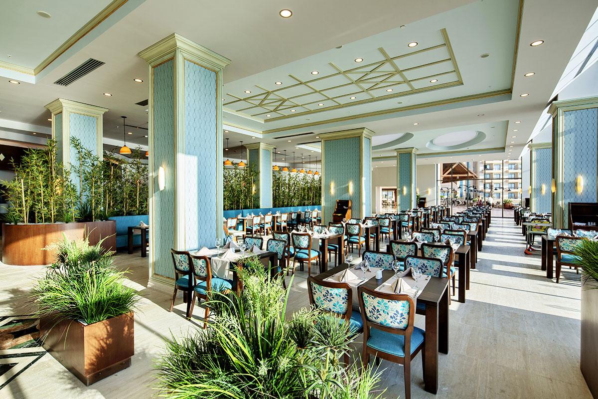 TURAEUP restaurant sejours euphoria aegean resort izmir tui