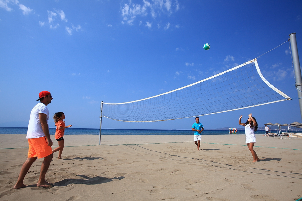 TURAYAL club marmara yali beach volley sejour turquie tui