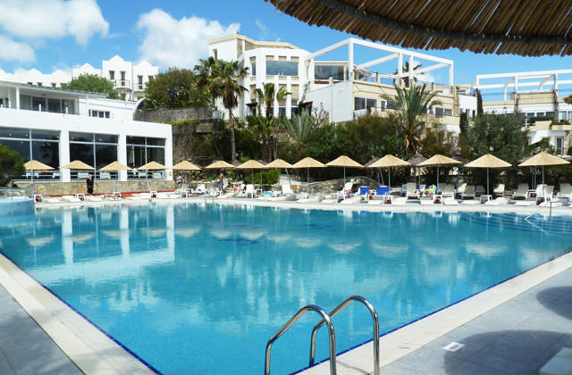 Piscine du Club Bodrum Bay