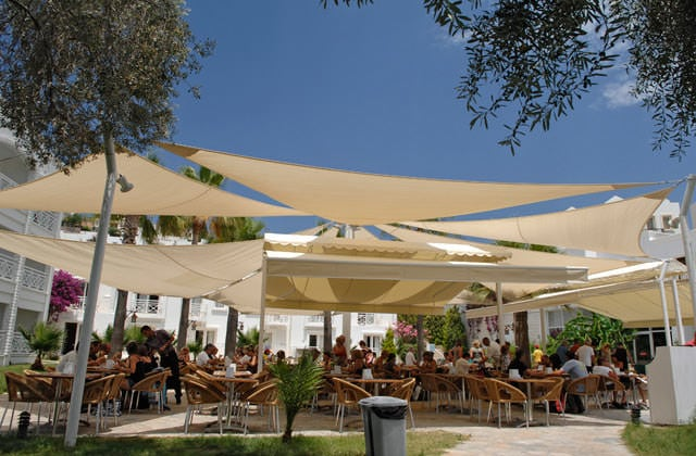 Restaurant du Club Marmara Bodrum Bay
