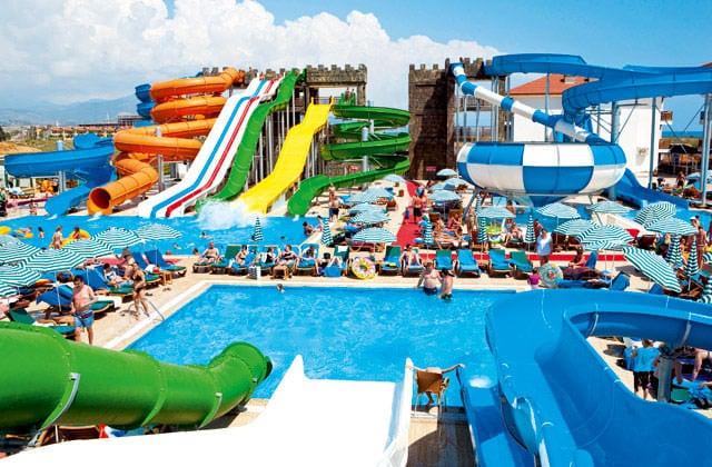 parc aquatique grece