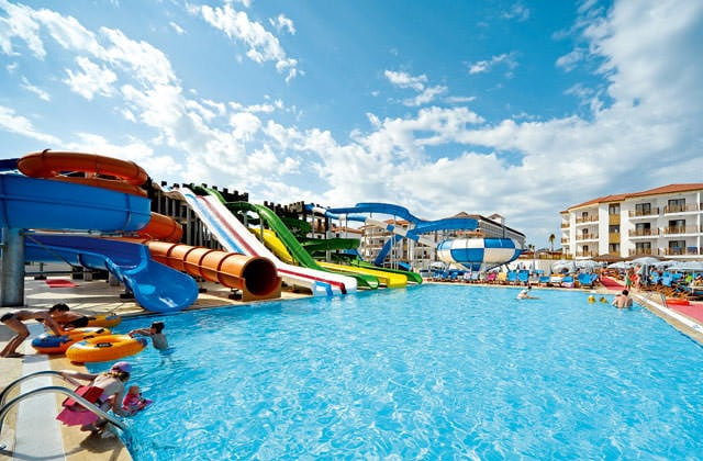 SplashWorld Eftalia Aqua Resort 4* - voyage  - sejour