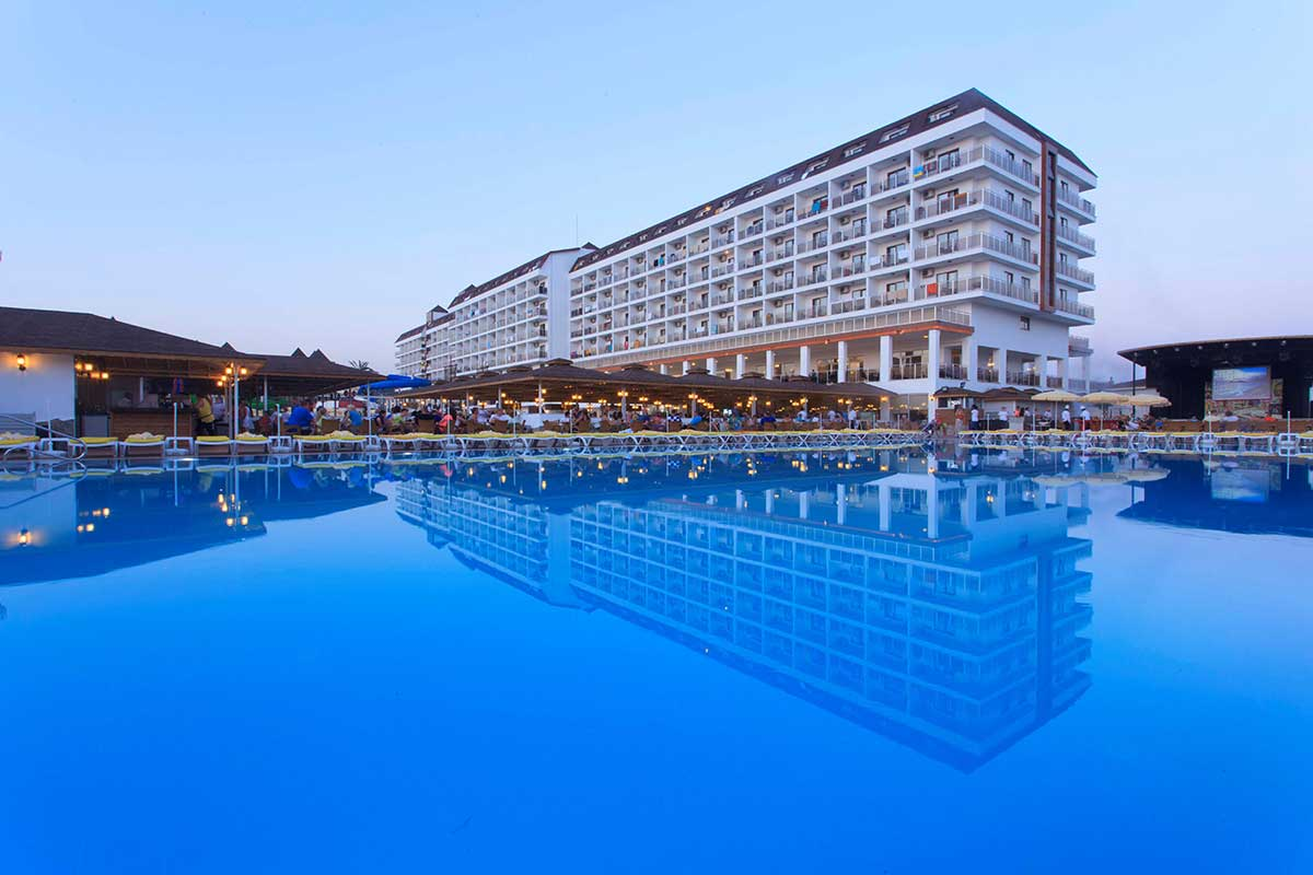 SPLASHWORLD Eftalia Aqua Resort ****