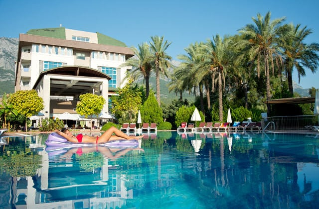 Hôtel Gül Beach Resort 4*