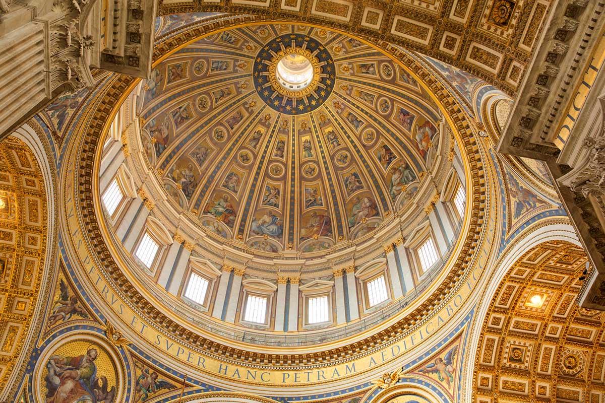 Basilique Saint-Pierre, Vatican