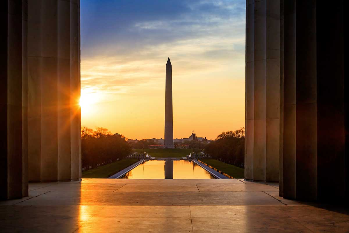Washington Monument, Washington
