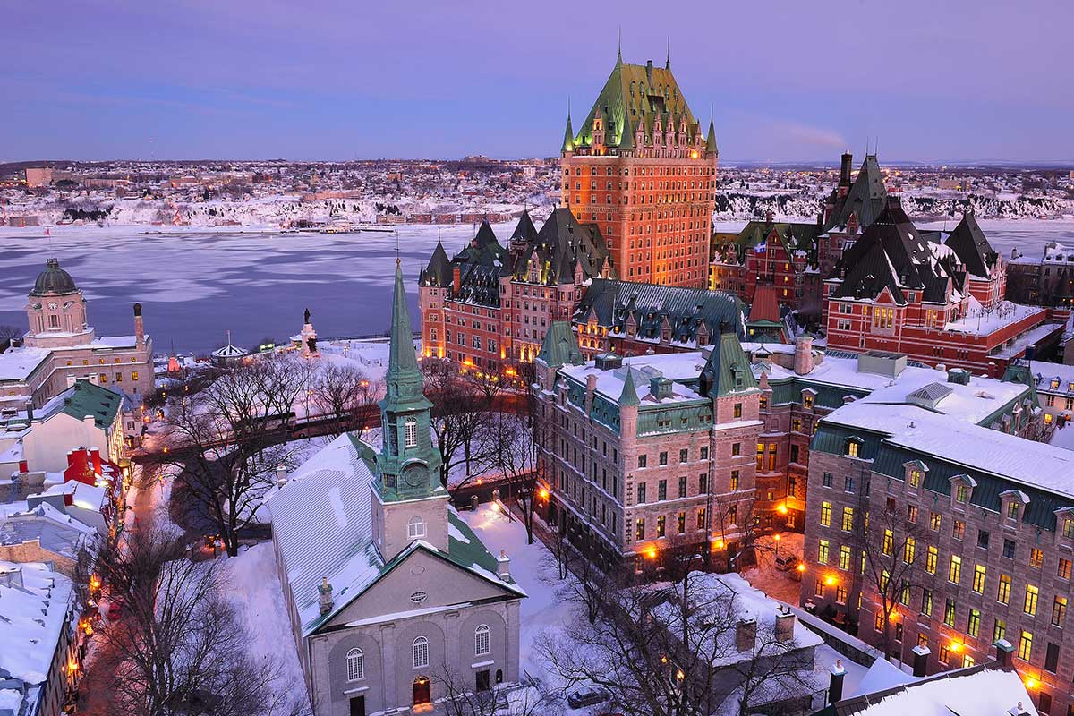 Canada - Est Canadien - Club Lookéa Auberge du Lac Morency 4* - Vols Air France