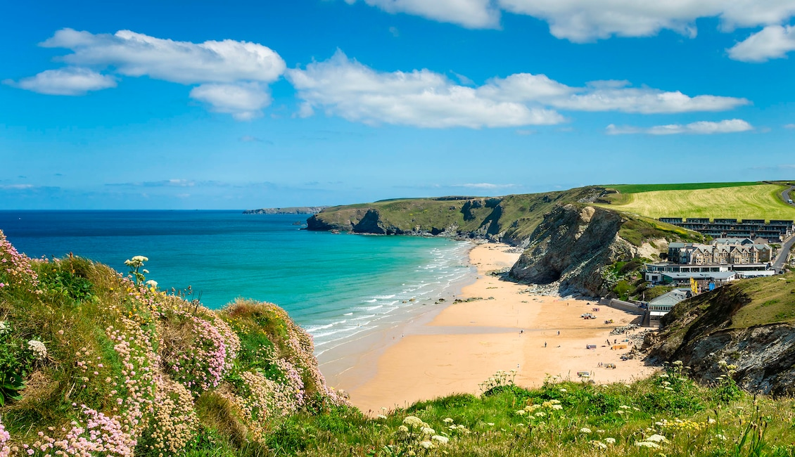Cornwall, the place to be - TUI