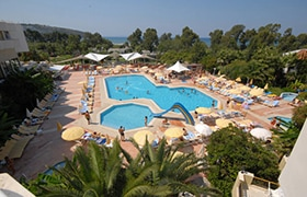 Hôtel Richmond Ephesus Resort 5*