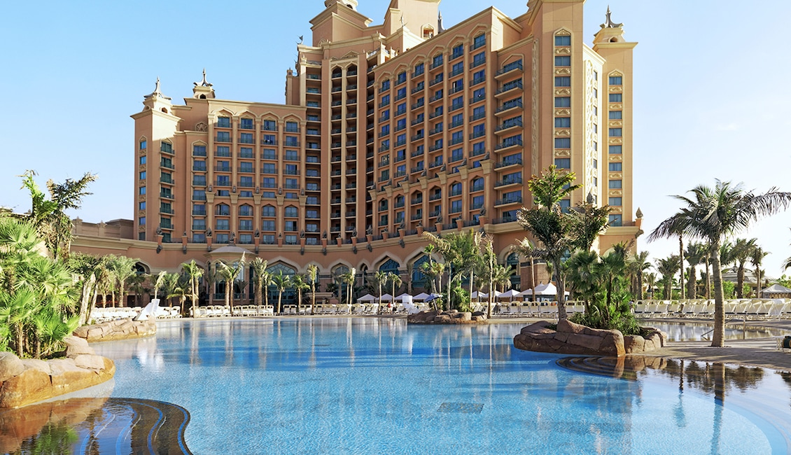 Hôtel Atlantis, The Palm - TUI