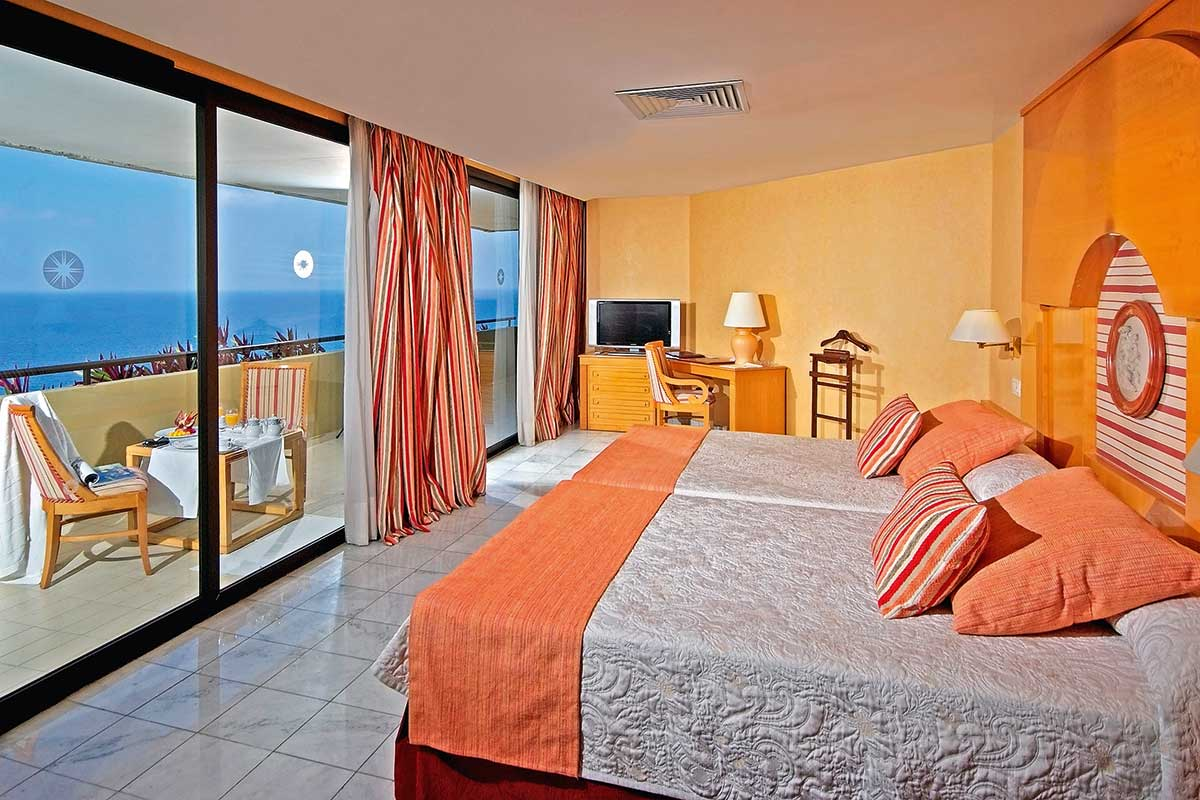Chambre Level Sea View