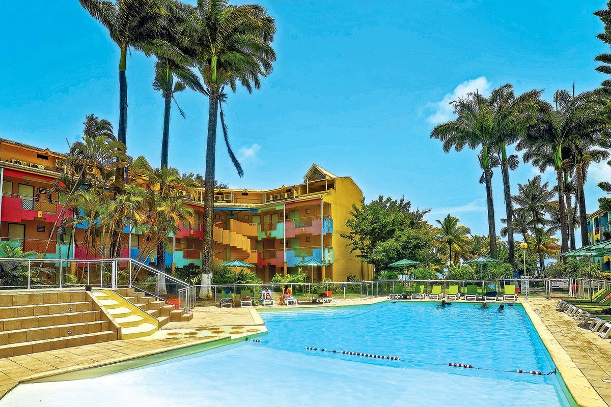 Hotel canella beach sejour guadeloupe avec voyages auchan - Piscine tropicale france ...
