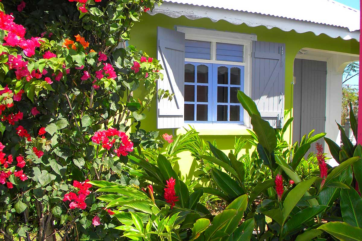 Residence le domaine de may sejour guadeloupe avec voyages for Jardin residence